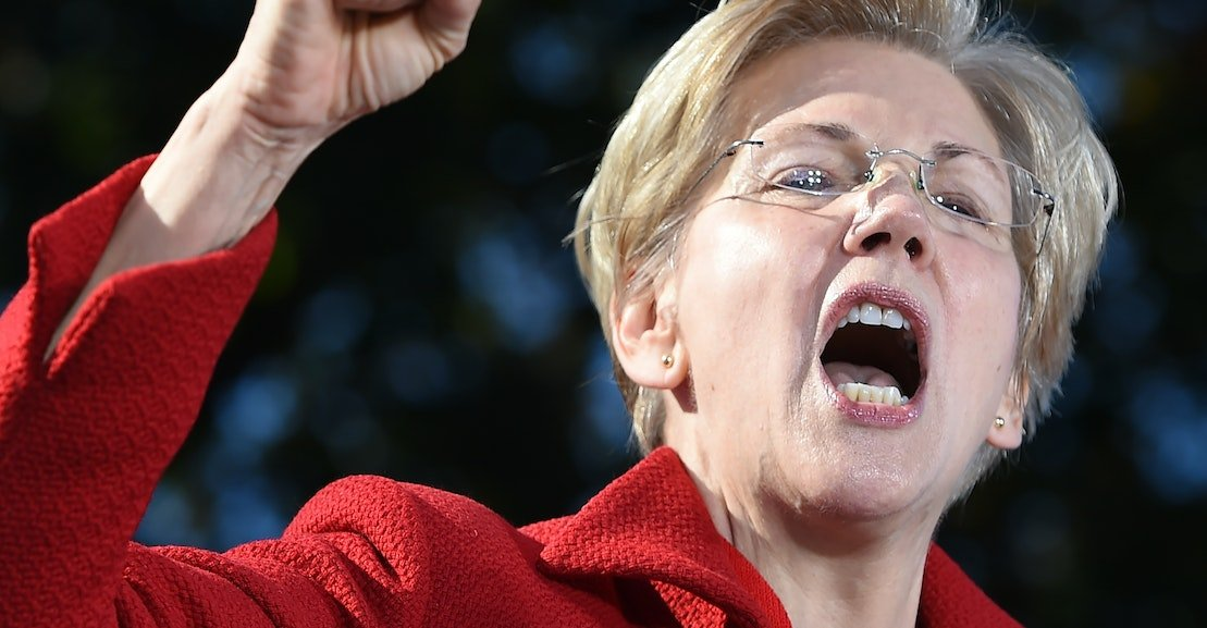 How Elizabeth Warren Became the Soul of the Democratic Party