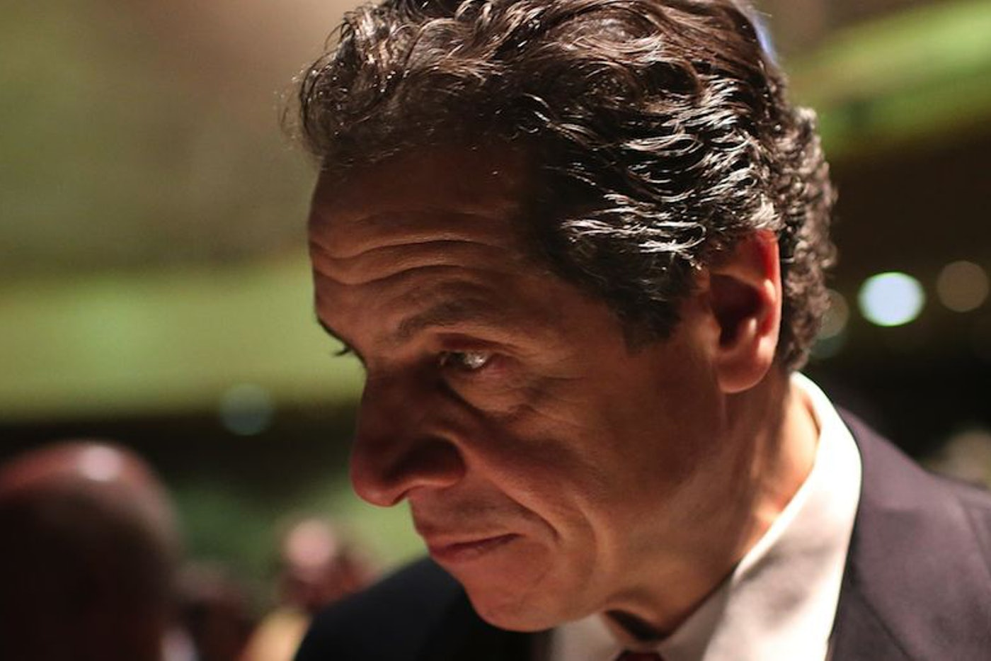 New York Gov Andrew Cuomo S Book Bout With Fredric Dicker The New Republic