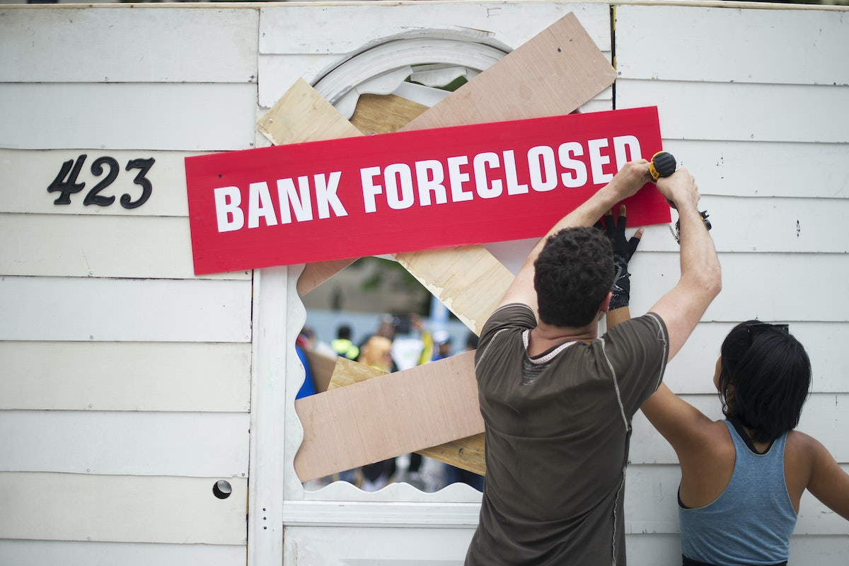 The Foreclosure Sleuth | The New Republic
