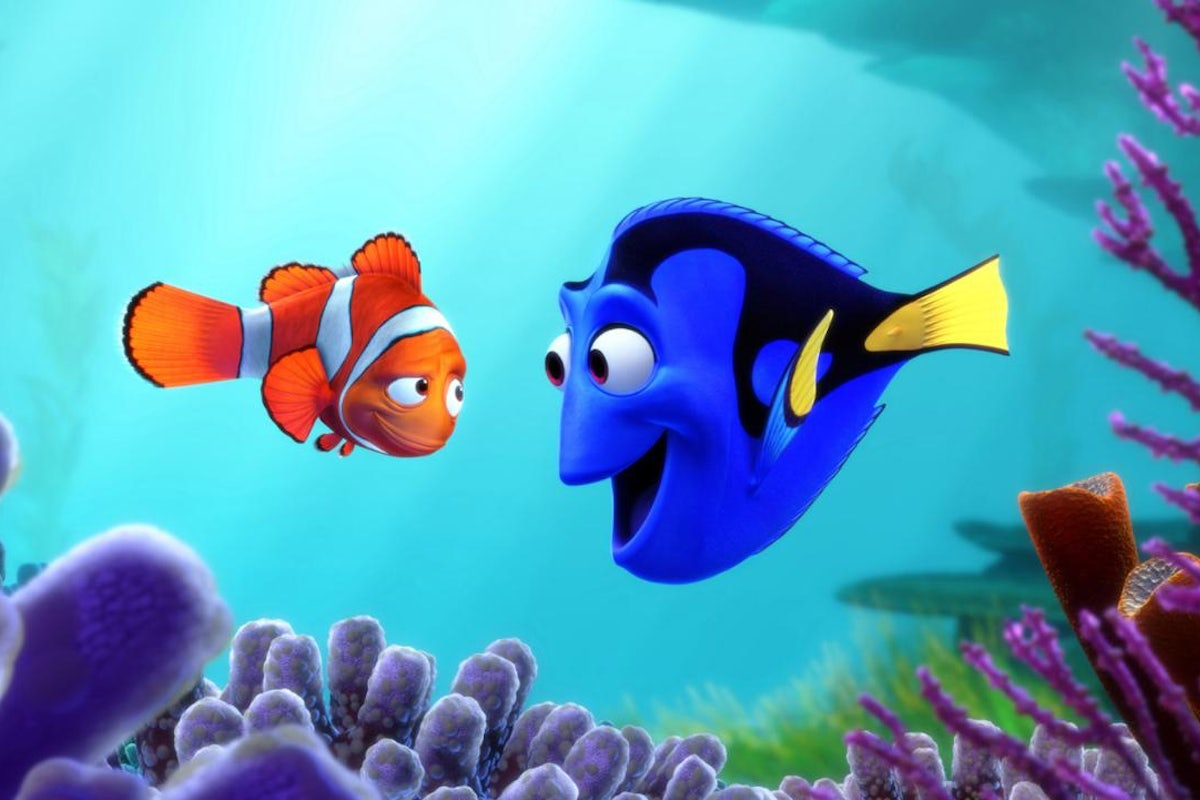 Finding Dory': She Swims to Forget | The New Republic