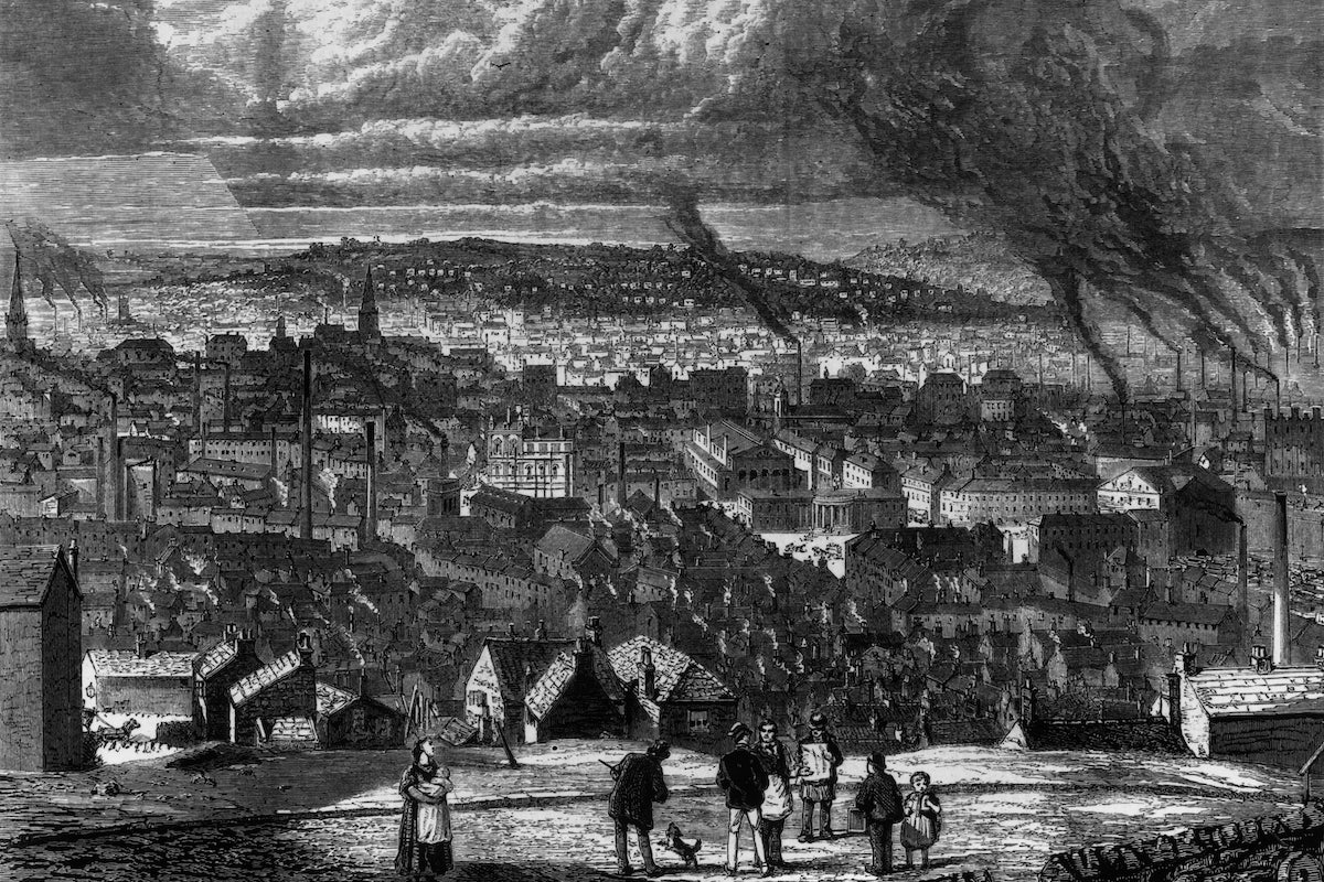 a 19th century glimpse of a changing climate the new republic