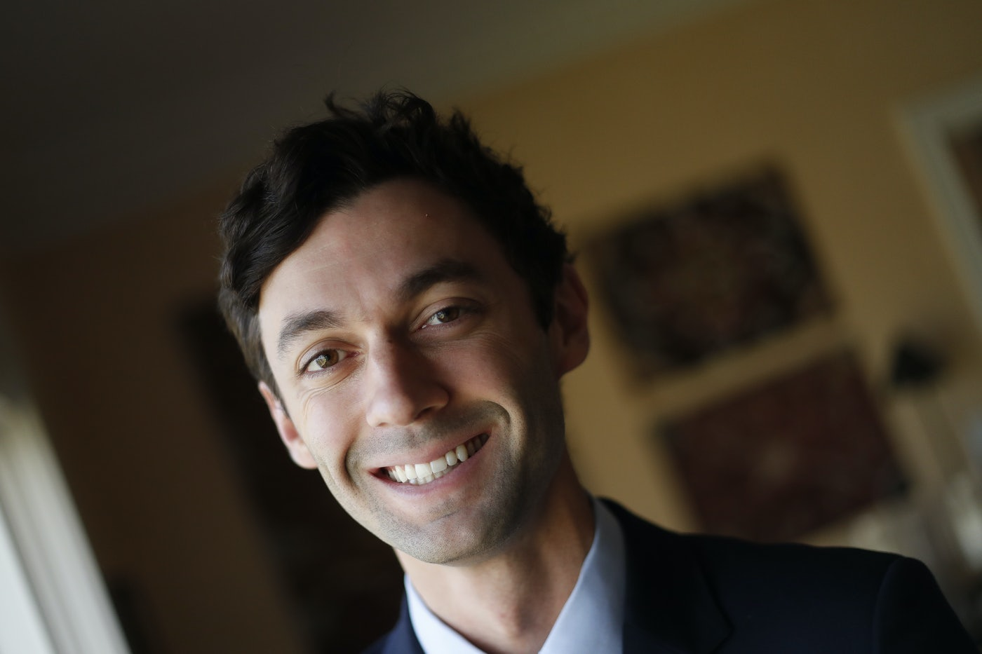 Don't Believe the Hype About Jon Ossoff | The New Republic