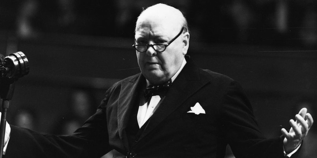 The Winston Churchill Myth: A Great Leader But Flawed