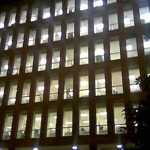 Burning the midnight oil at the Department of Education