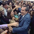 Richard Nixon campaigns in 1972--wikipedia.org