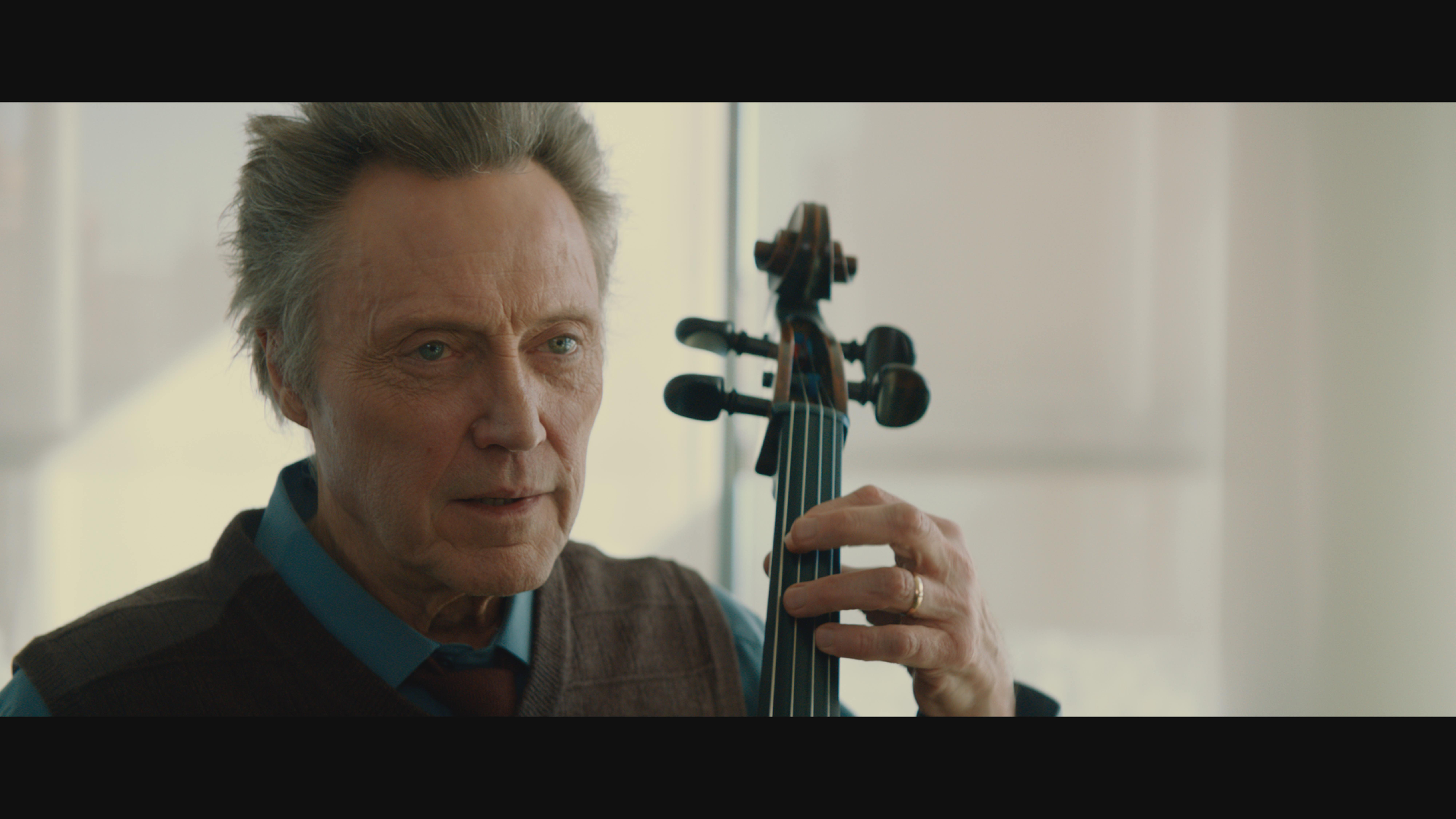 Walken in A Late Quartet