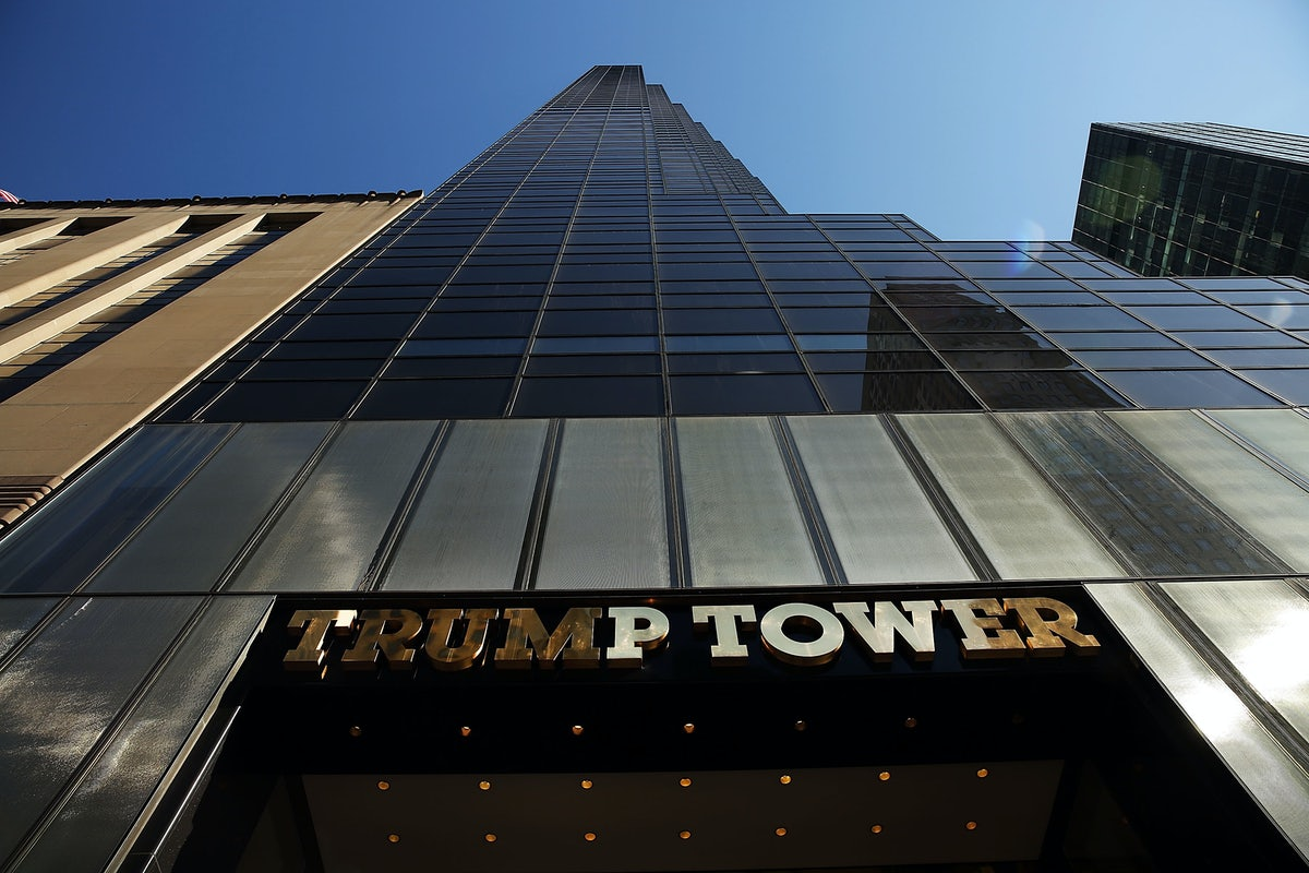 That Secret Server In Trump Tower Probably Isnt Communicating