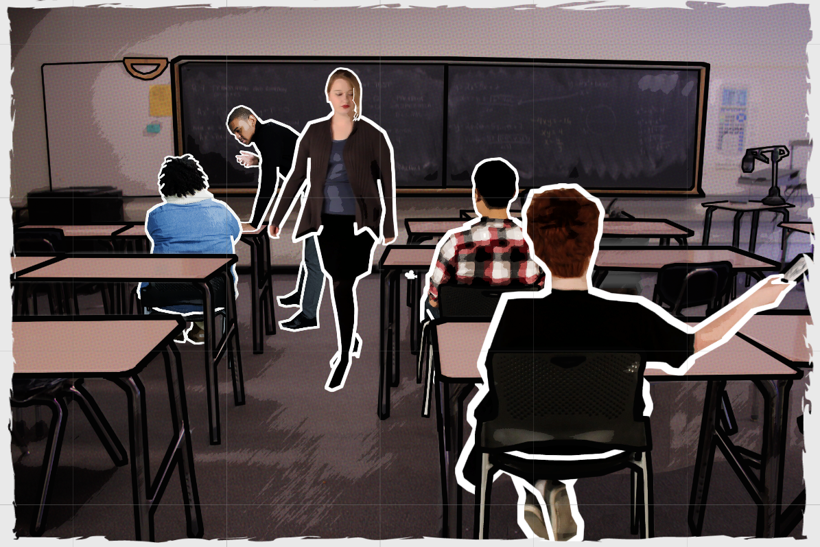 Sexual harassment in the college classroom design