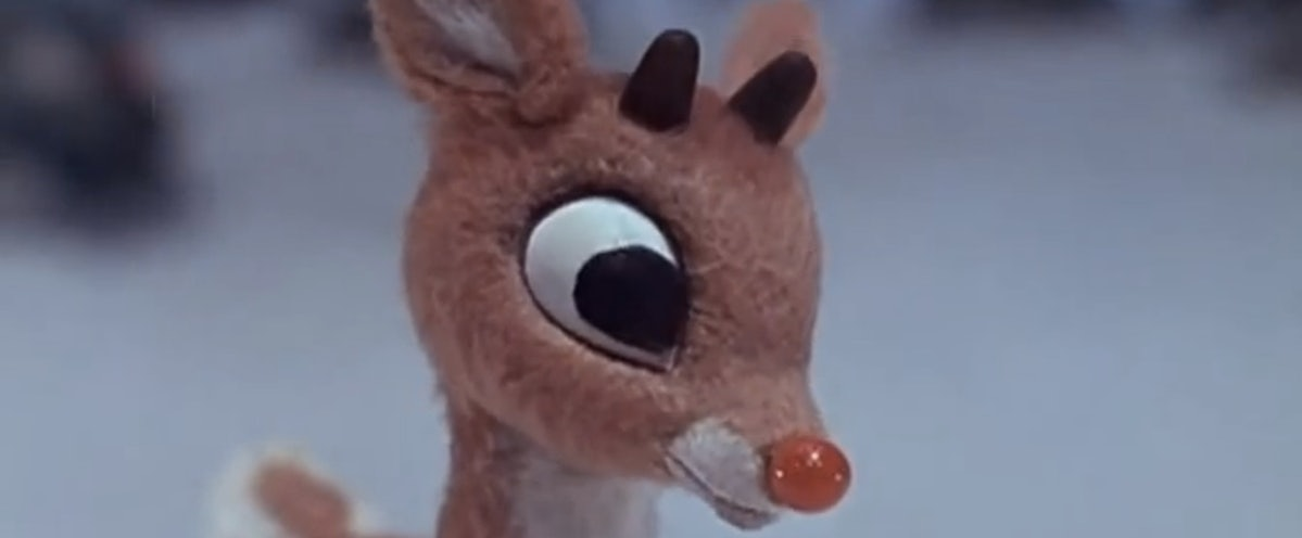 why is rudolph s nose red the new republic