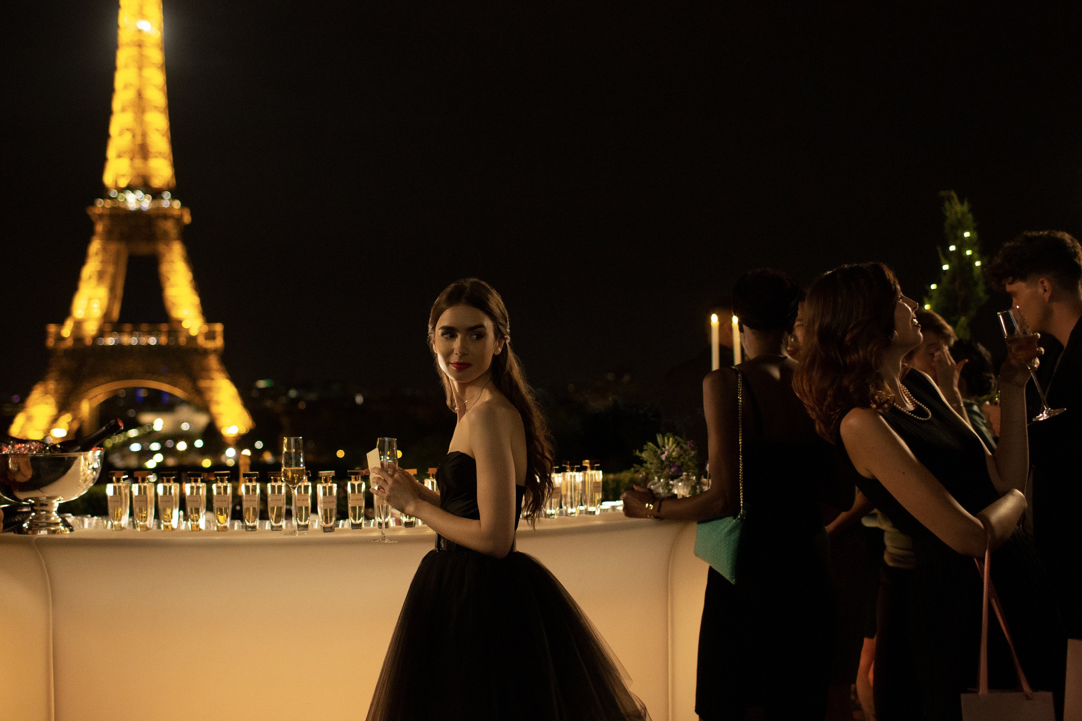 The Mysteries of Emily in Paris