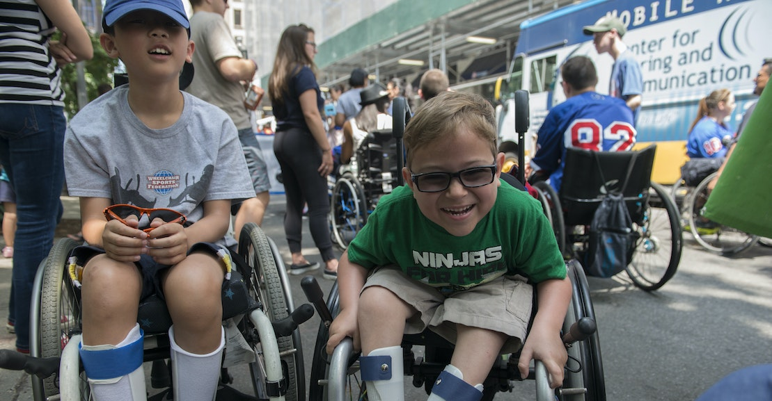 Disability Services Remain In Peril >> A Republican Congressman Compared The Americans With Disabilities