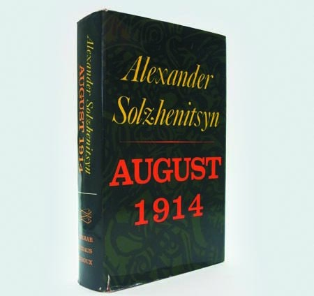 """August 1914"" by Alexander Solzhenitsyn"