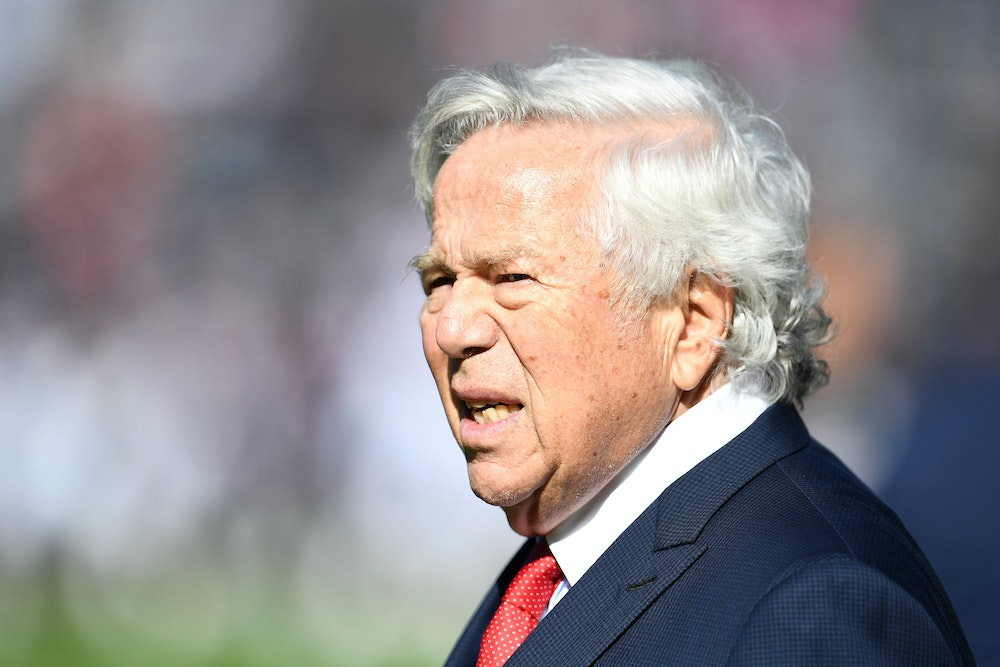The Very American Case of Robert Kraft and a Florida Prostitution Sting