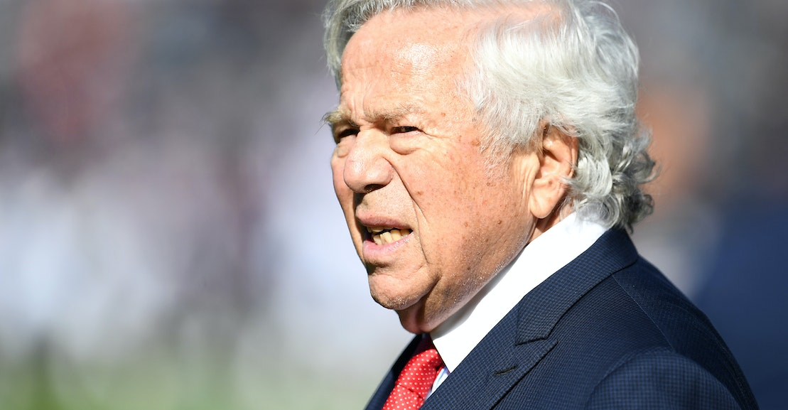 photo image The Very American Case of Robert Kraft and a Florida Prostitution Sting