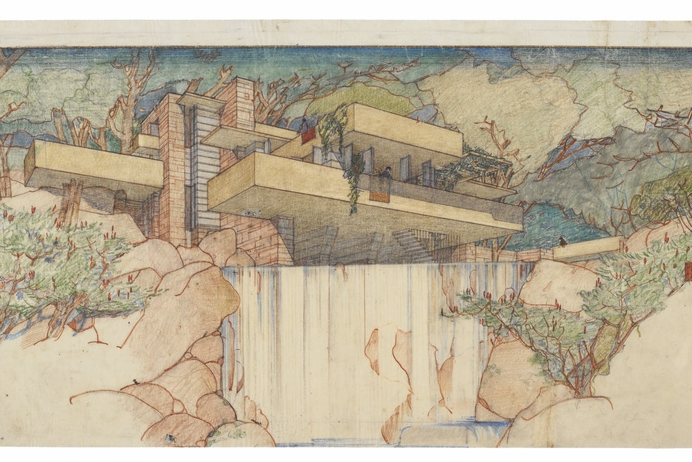 The Unrealized Visions Of Frank Lloyd Wright