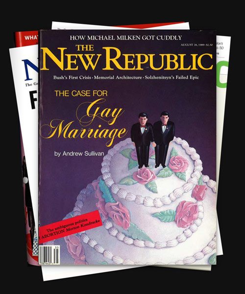 The case for same sex marriage
