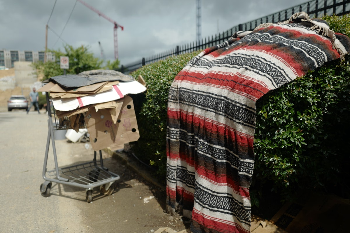 The New American Homeless | The New Republic