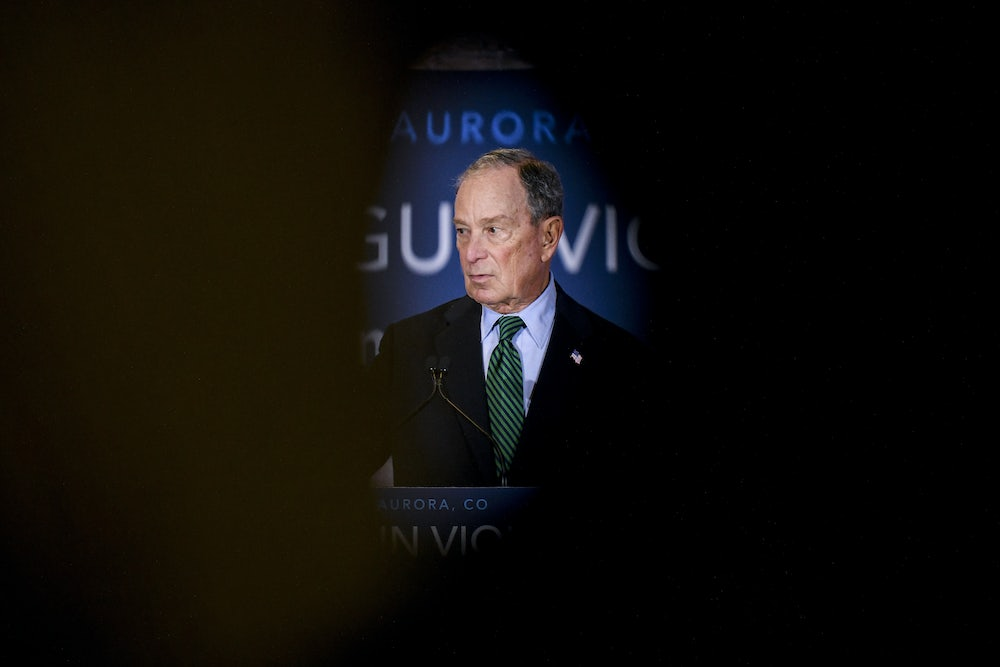 Criticizing Michael Bloomberg in an Age of Anti-Semitism