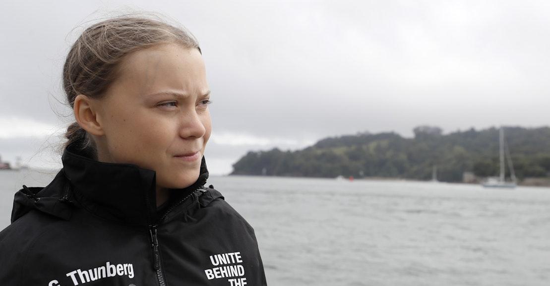 The Misogyny of Climate Deniers