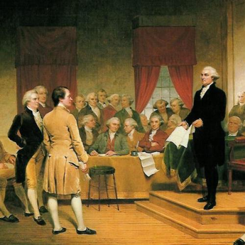 the essays urging ratification