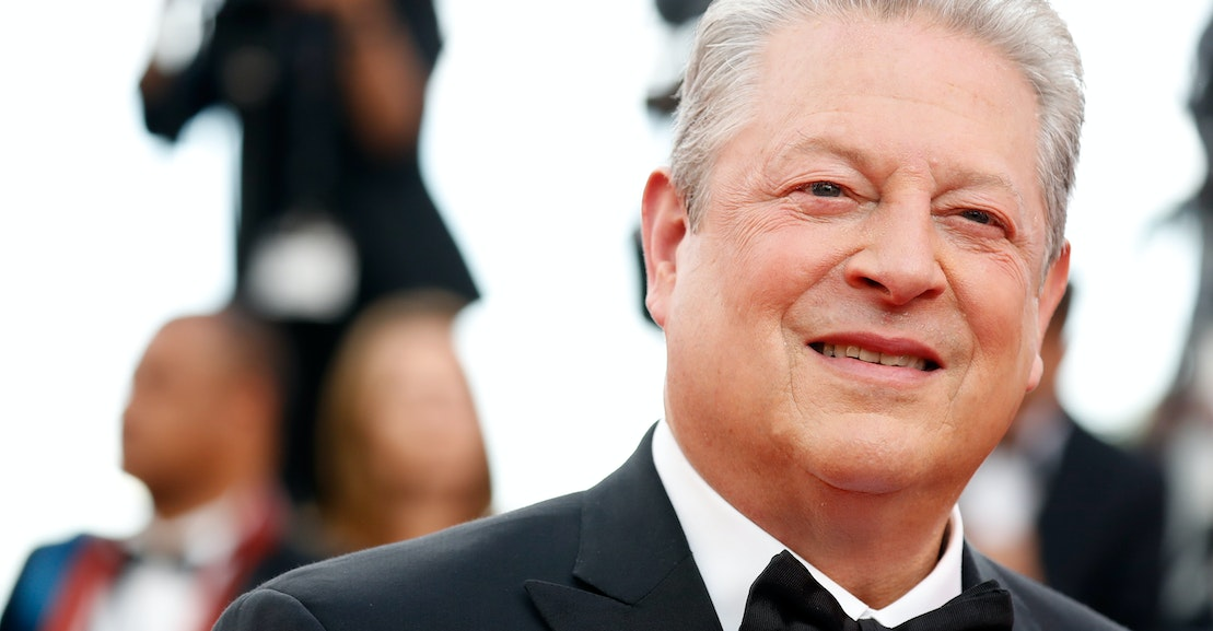 Al Gore S Carbon Footprint Doesn T Matter The New Republic