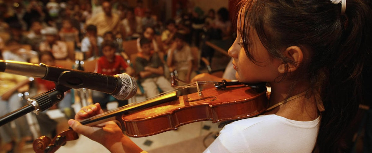 How to Make a Virtuoso Violinist | The New Republic