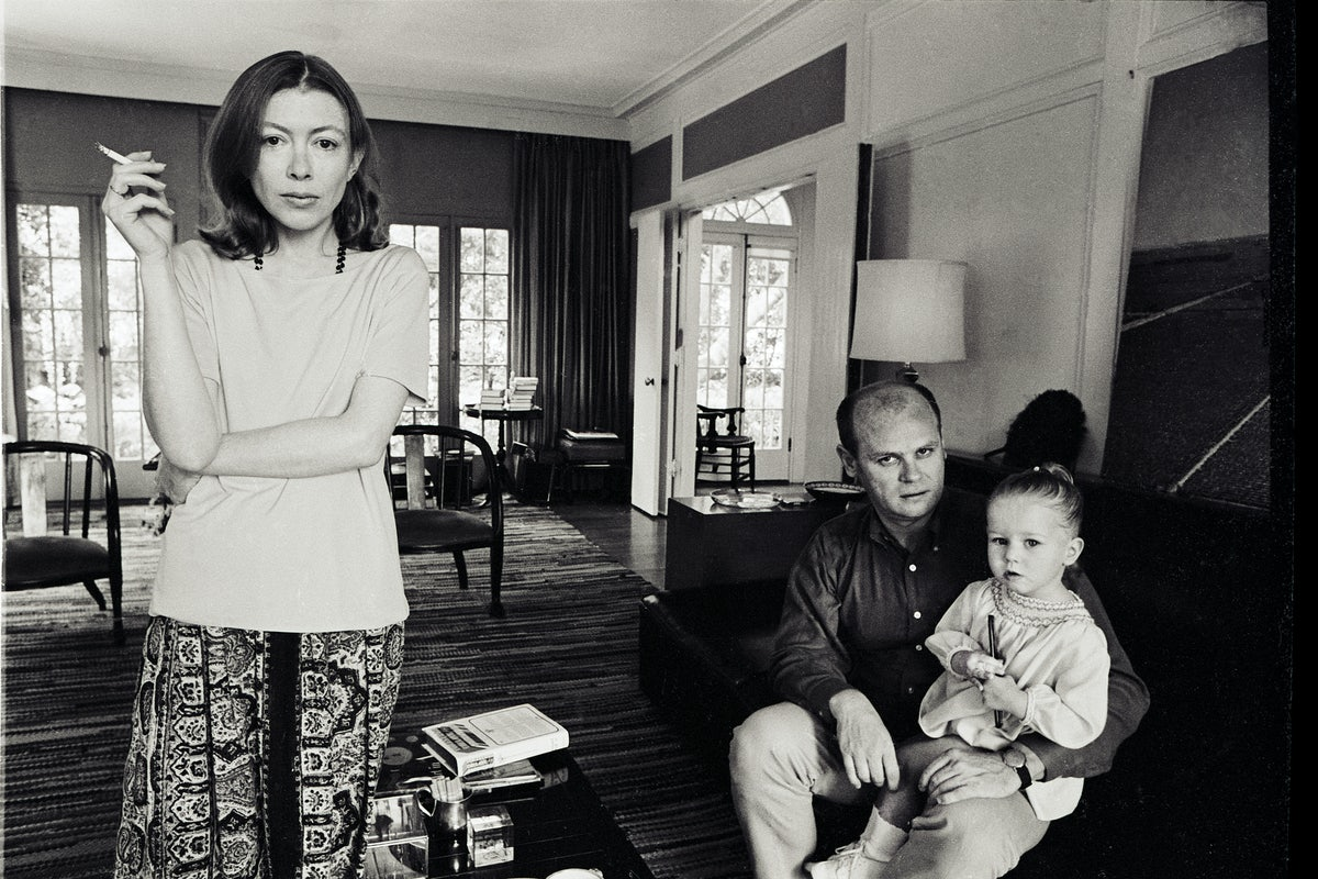 joan didion on keeping a notebook summary