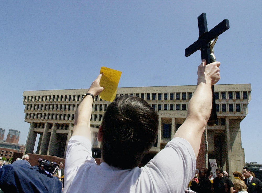 The Nashville Statement Is the Religious Right's Death Rattle