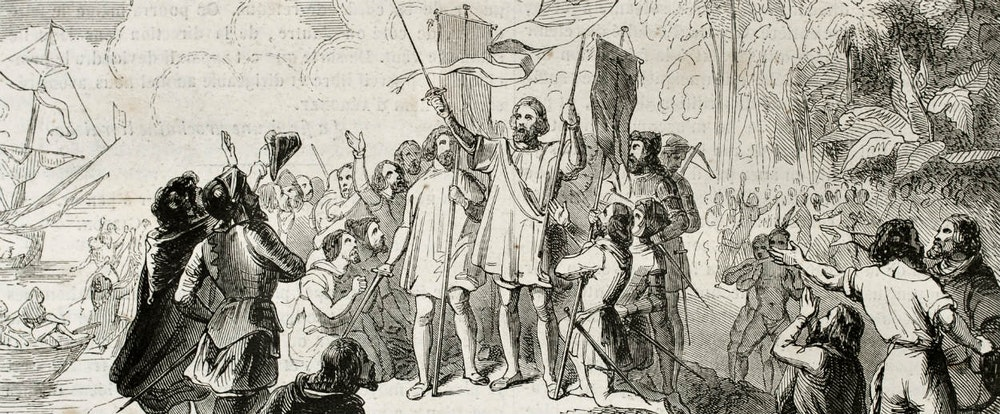 a paper on the life of christopher columbus Spanish explorer christopher columbus is remembered for his 1492 discovery of the 'new world,' and how his legacy of european colonization is a controversial one.