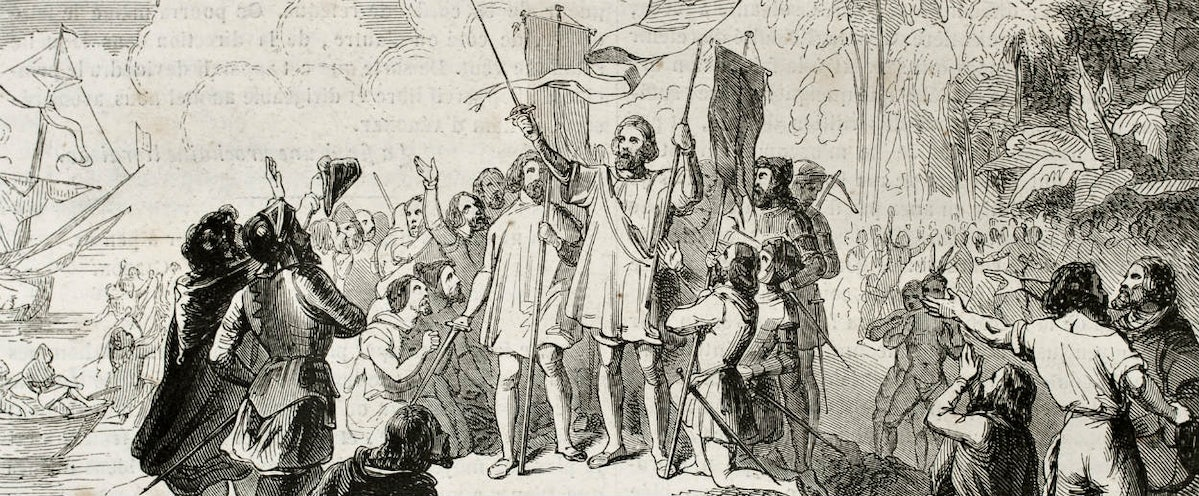 Christopher Columbus Was A Villain And A Crusader The New Republic