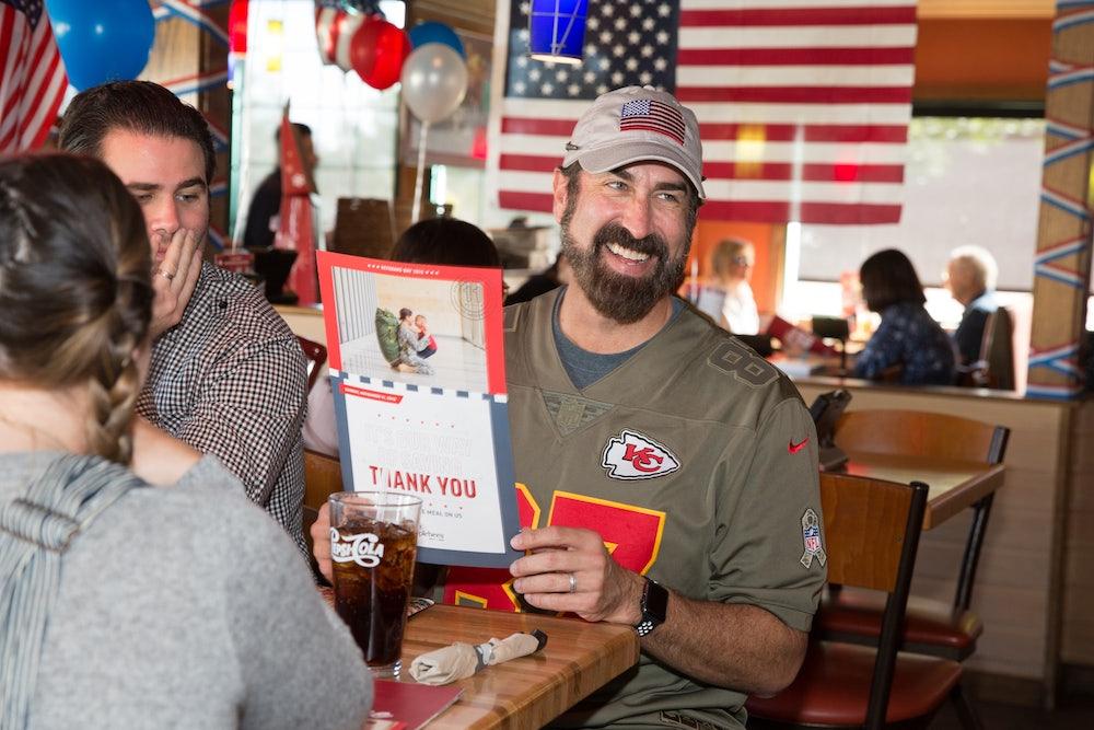 The Veterans Day Freebie Anti-PTSD Diet