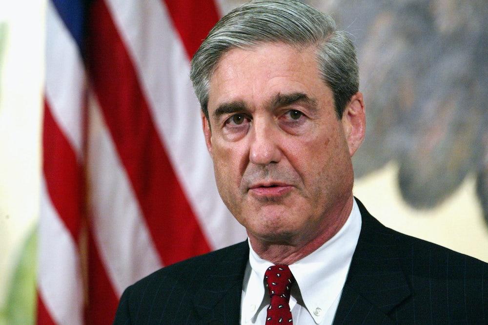 Robert Mueller Doesn't Need a Smoking Gun