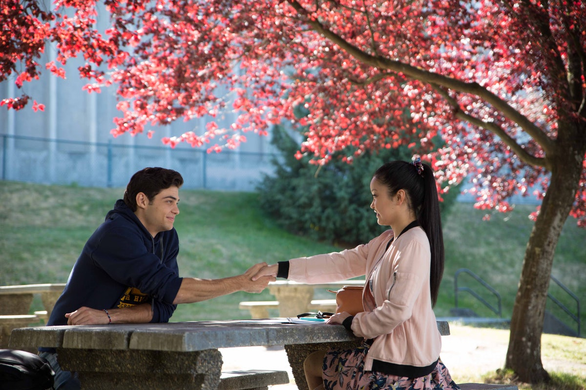 Image result for to all the boys i loved before