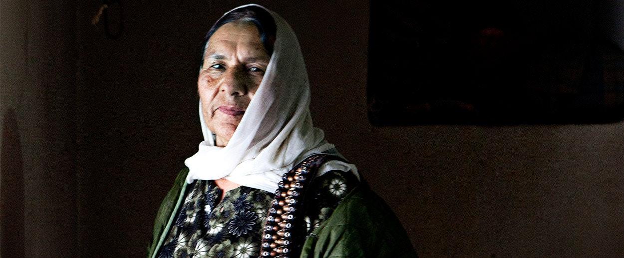 Ahmad shah massoud wife sexual dysfunction