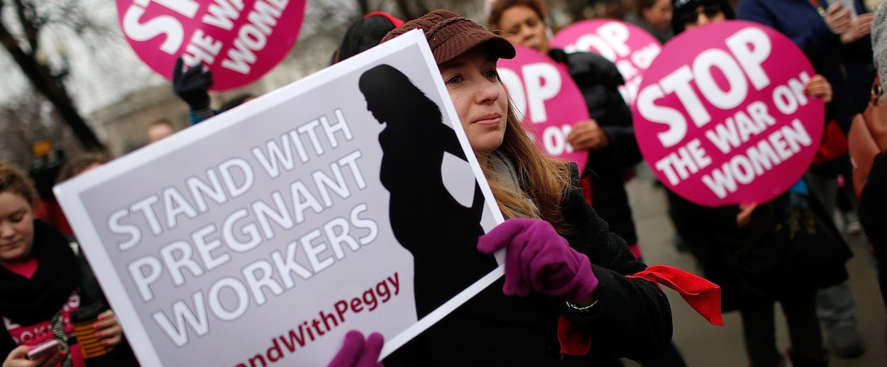 supreme court hands pregnant workers win in young v  ups