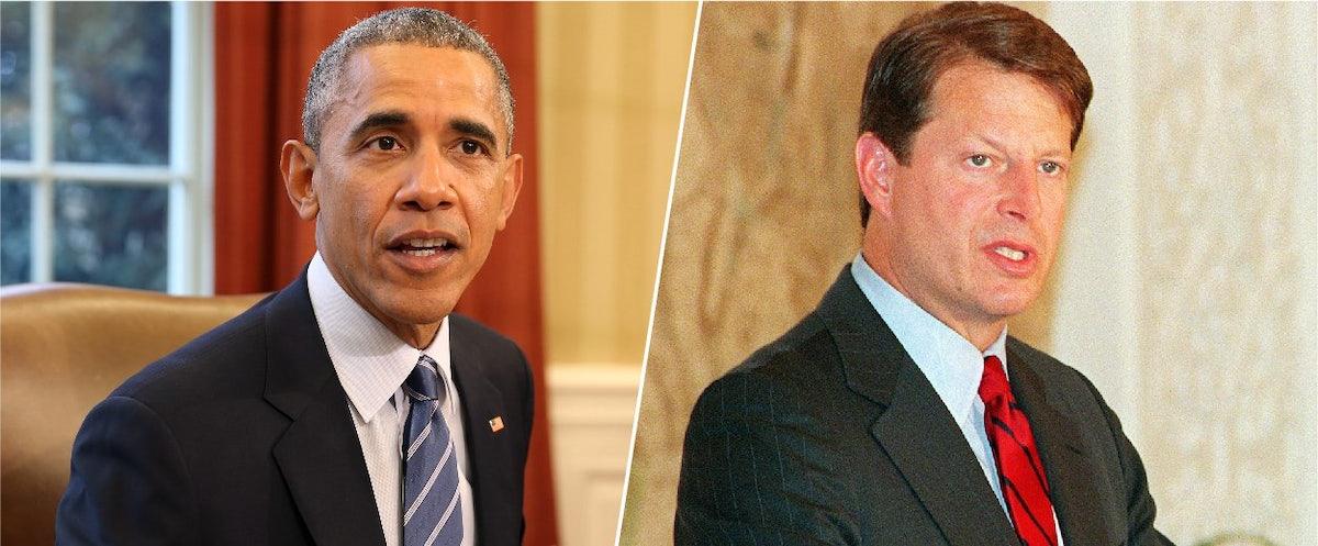 Obamas Tpp Arguments Mimic Gores Nafta Defense The New Republic