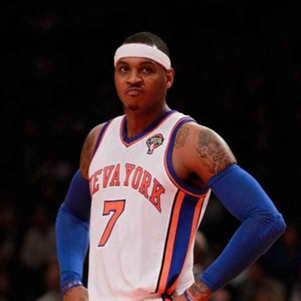 67eb0e76f74 Ari Berman  Carmelo Anthony and the NBA s One Percent Problem