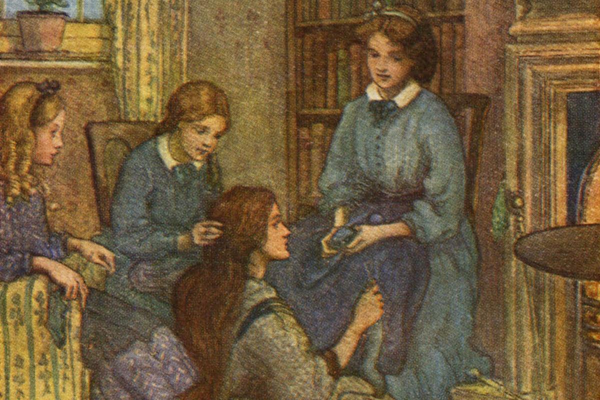 little women book summary