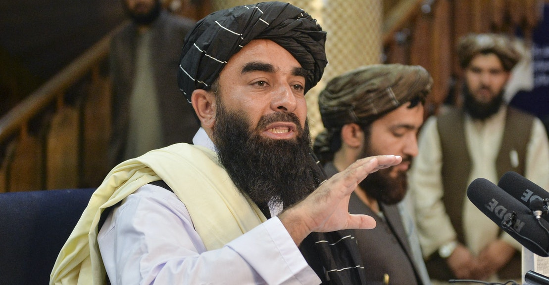 The news about how social media companies might handle the resurgence of the Taliban is fragmented and conflicting. According to early  reporting , Tw