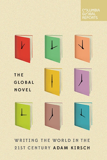The Rise of the Global Novelist