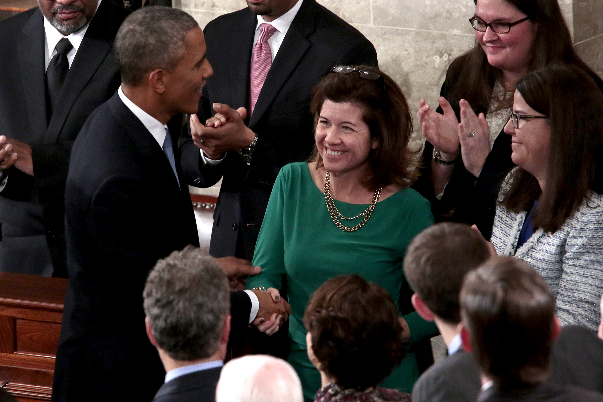 Elizabeth MacDonough Is the Most Quietly Consequential Person in Washington