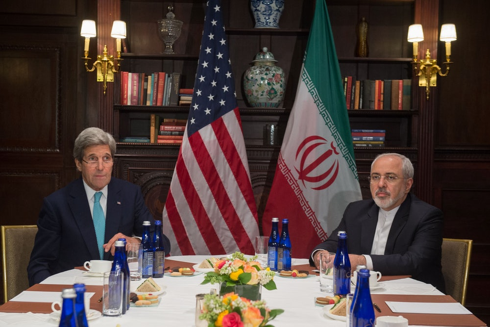 Could Obama's Iran Playbook Save Trump From War?