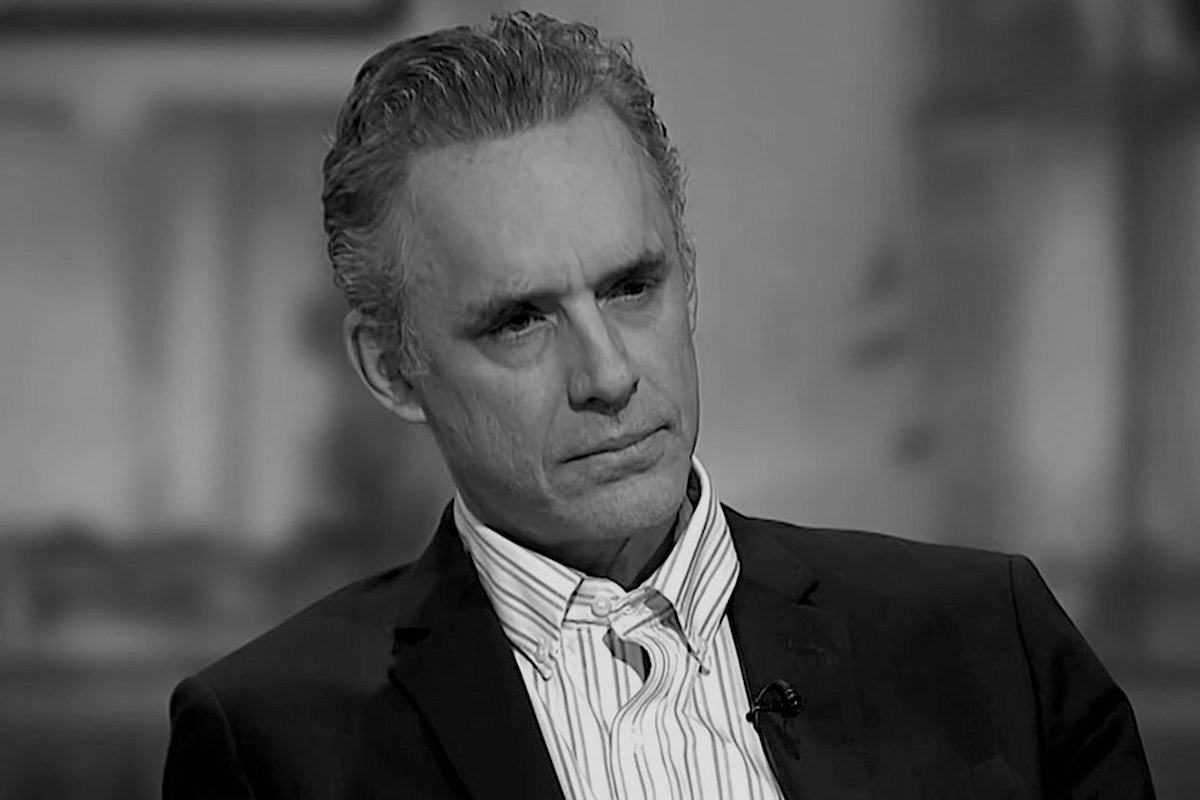 Jordan Peterson's Tired Old Myths | The New Republic