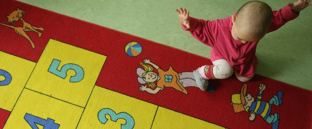 Should parents be able to take out loans for day care    The