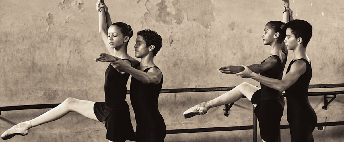 rebekah bowman photos of the national ballet school cuba the new republic