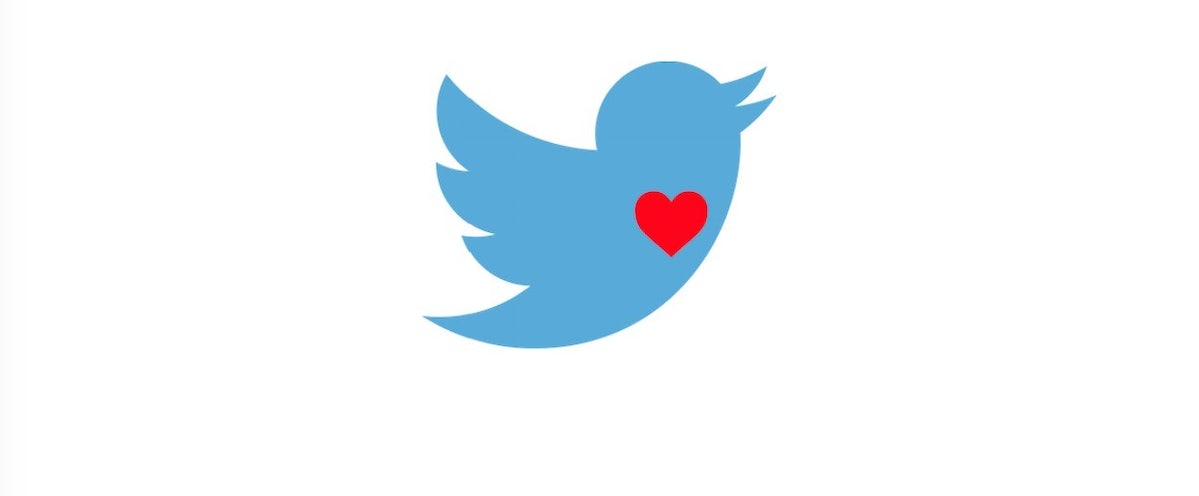 Why I Heart The Twitter Heart The New Republic