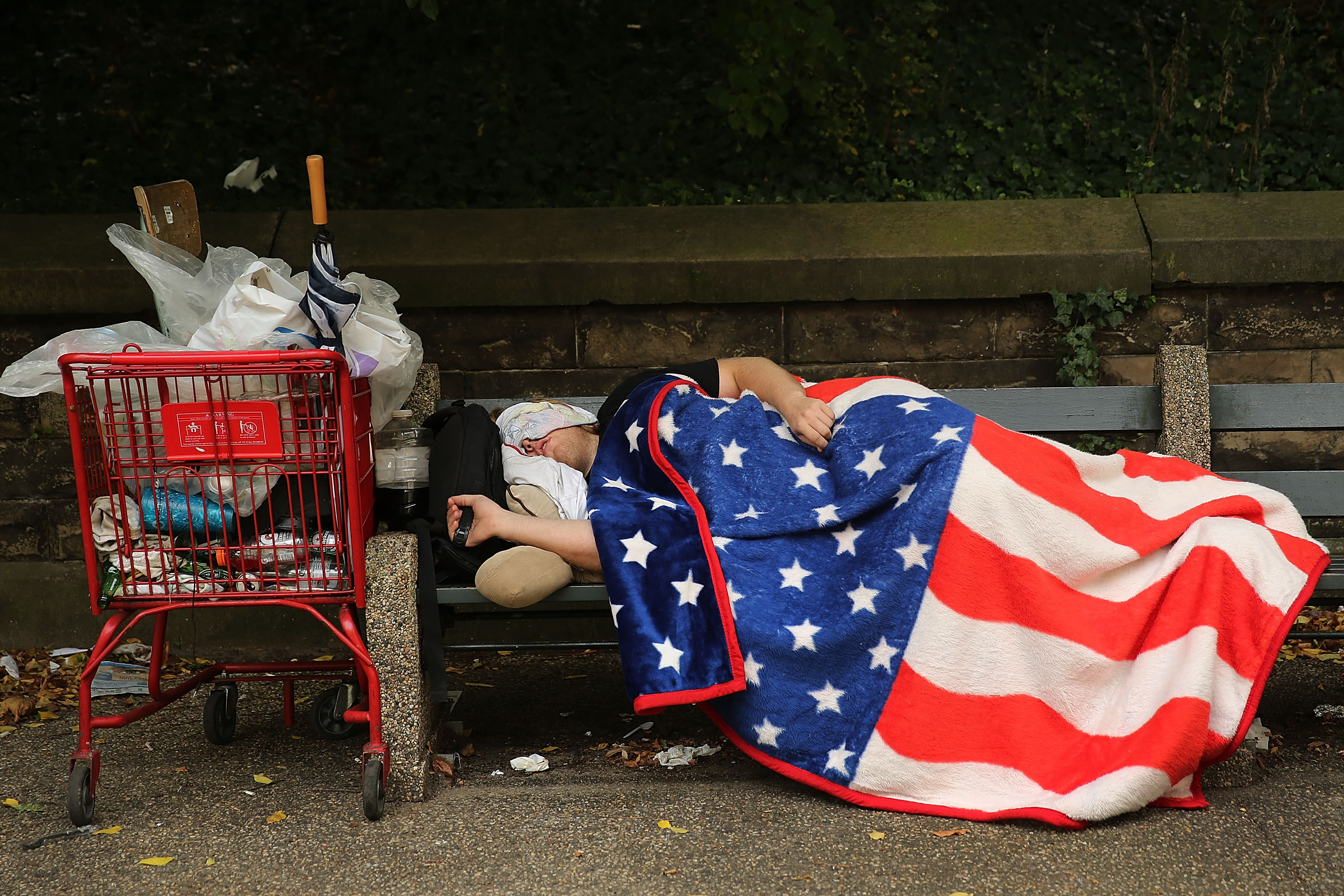 Why Conservatives Blame Poverty on the Poor | The New Republic