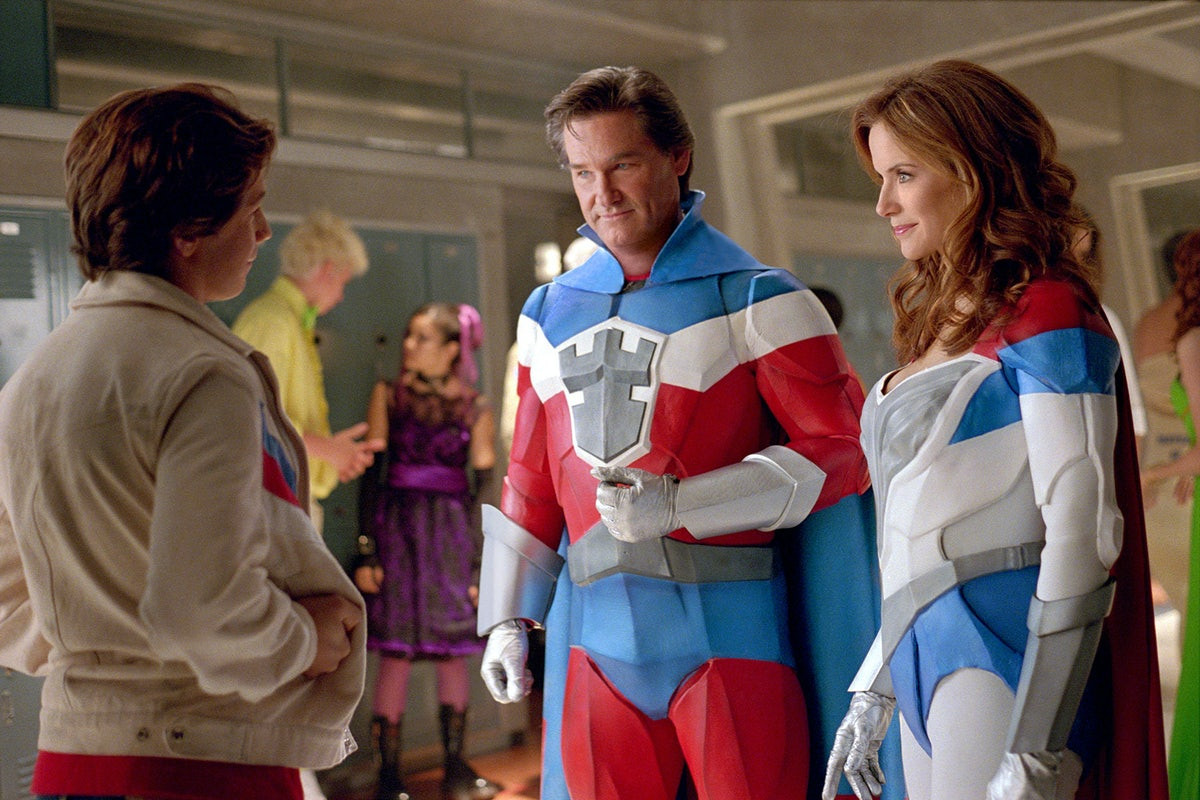 Sky High Is The Only Good Superhero Movie The New Republic