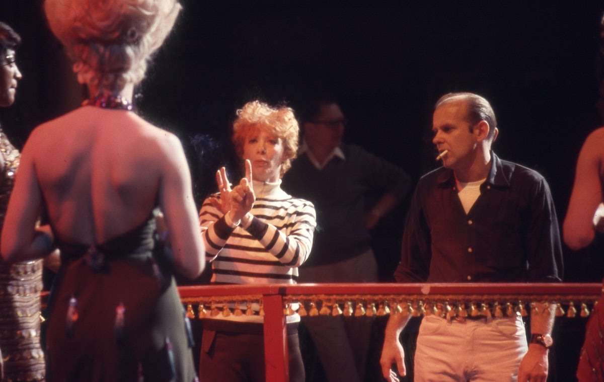Why Gwen Verdon Deserves Top Billing | The New Republic