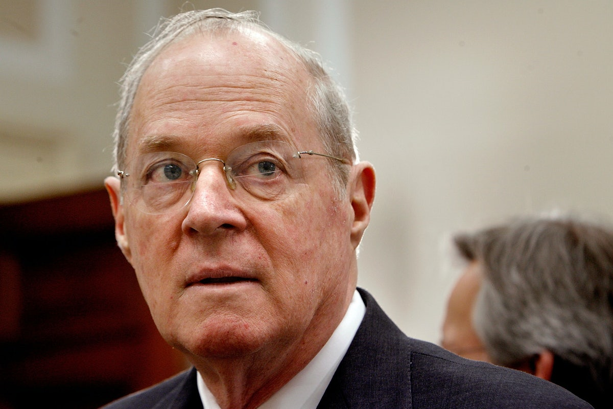 anthony kennedy was no moderate the new republic